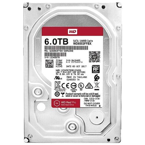 Жесткий диск Western Digital WD6003FFBX