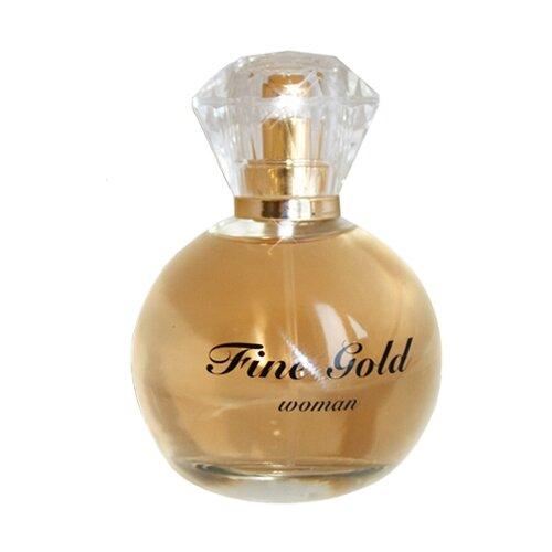 Парфюмерная вода Bi-Es Fine Gold Woman, 100 мл парфюмерная вода bi es fine gold woman 100 мл
