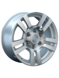 Колесный диск Replay Toyota (TY61) 7.5x17/6x139.7 D106.1 ET30 SF - фото 1