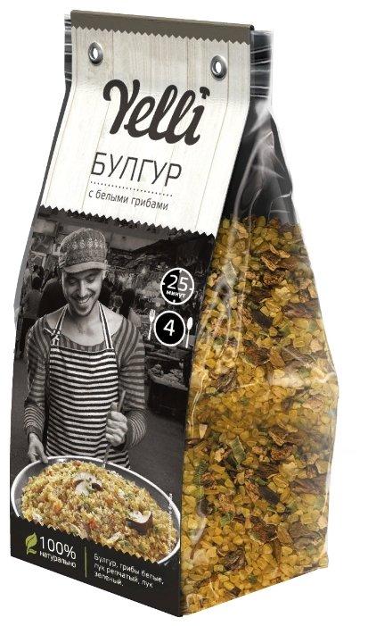 Yelli Булгур с белыми грибами 250 г