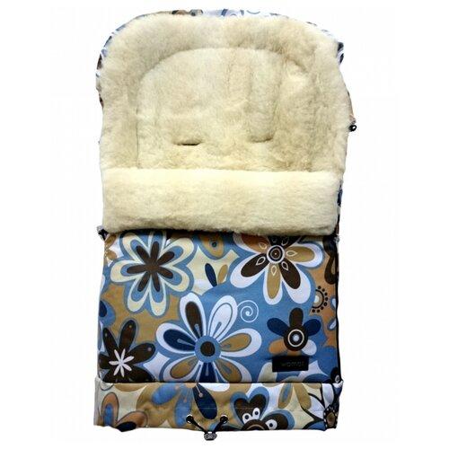 Конверт-мешок Womar Multi Arctic в коляску 83 см 16 цветки конверт мешок womar multi arctic в коляску 83 см 11 графитовый