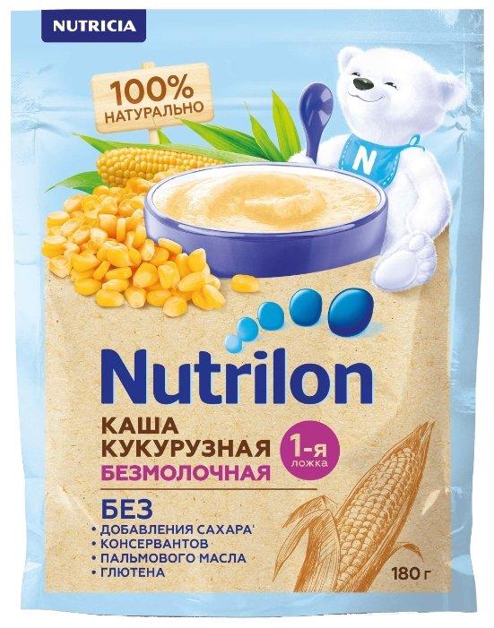 Каша Nutrilon безмолочная кукурузная с 5 мес. 180 г