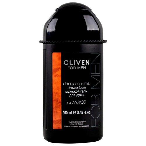 Пена-гель для душа Cliven For men Classico, 250 мл cliven дезодорант