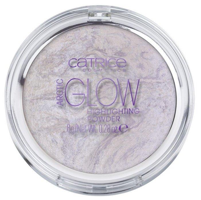 CATRICE Хайлайтер Arctic Glow Highlighting Powder