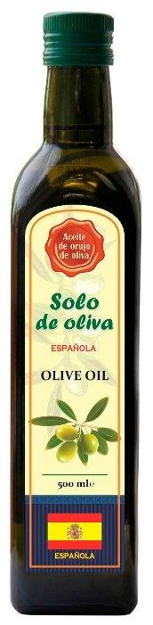 Solo de Oliva Масло оливковое рафинированное с добавлением нерафинированного