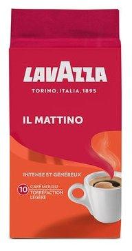 Кофе молотый Lavazza IL Mattino вакуумная упаковка