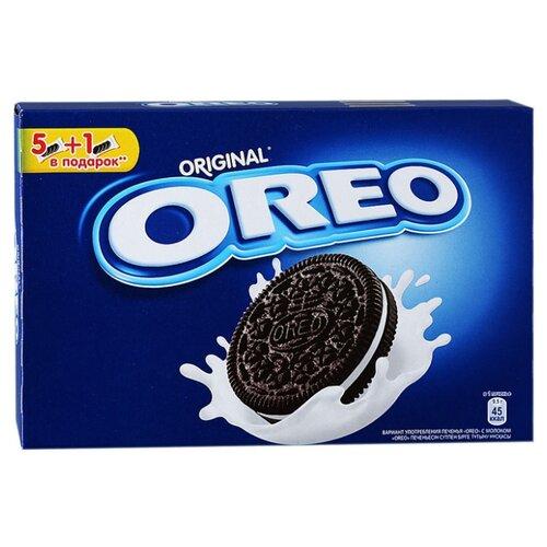 Печенье Oreo Original в коробке, 228 г ross f oreo