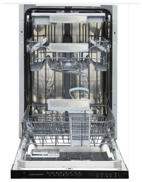 Встраиваемая узкая посудомоечная машина Schaub Lorenz SLG VI4410