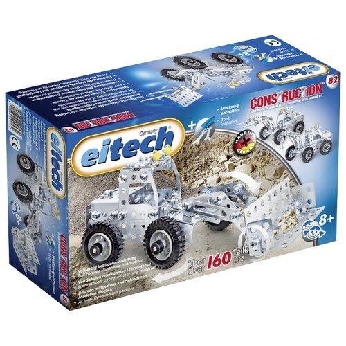 Винтовой конструктор Eitech Basic C82 Колесный погрузчик, Конструкторы  - купить со скидкой
