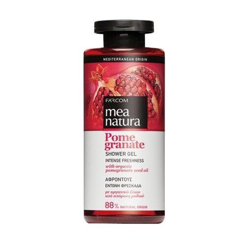 Гель для душа Mea natura Pomegranate 300 мл