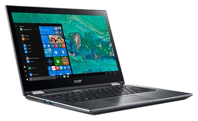 Трансформер Acer Spin 5 SP513-53N-57K4 Core i5 8250U, 8Gb, SSD256Gb, UMA, 13.3