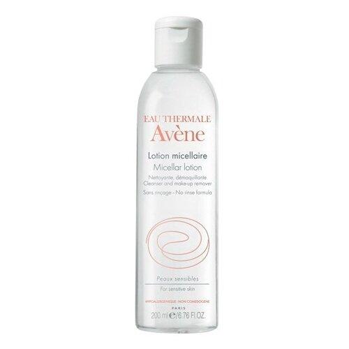 AVENE мицеллярный лосьон для очищения кожи и удаления макияжа, 200 мл avene мицеллярный лосьон для очищения кожи и удаления макияжа 100 мл