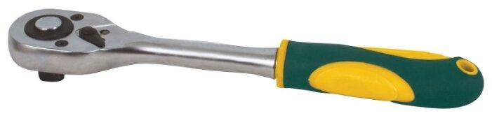 Реверсивный ключ-трещотка FIT 62377