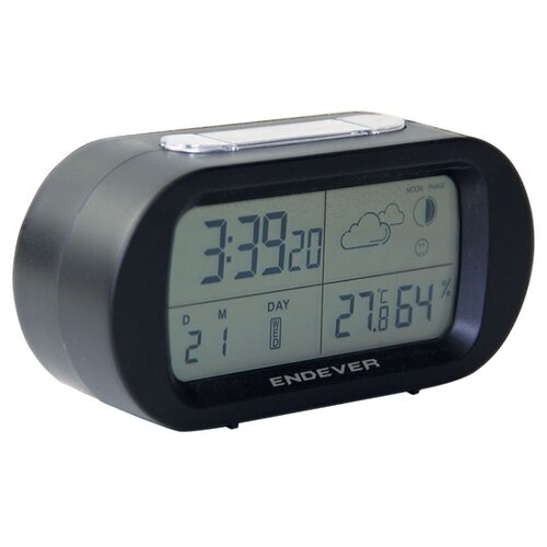 ENDEVER RealTime-30/31 черныйЦифровые метеостанции<br>