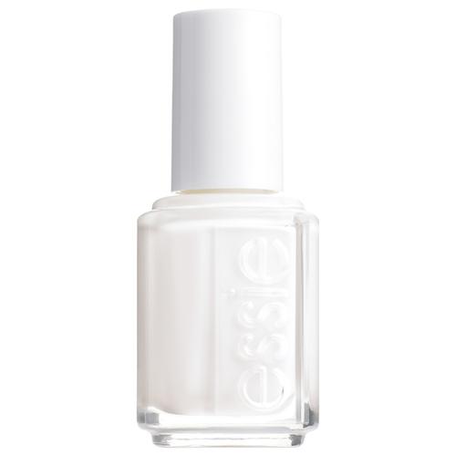 Лак Essie Nail Lacquer, 13.5 мл, оттенок 01 белый essie лак для ногтей оттенок 104 carry on 13 5 мл