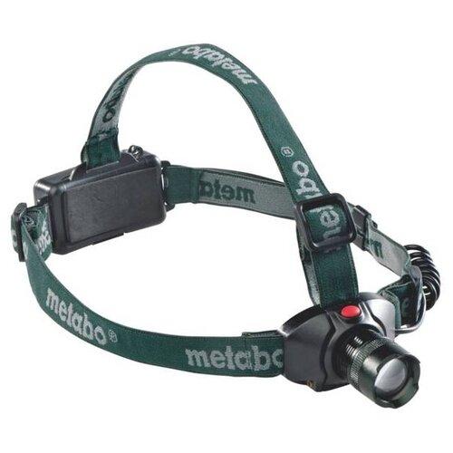 Налобный фонарь Metabo 657003000 черный налобный фонарь fenix raptor hm65r