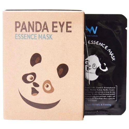 Wish Formula Маска для кожи вокруг глаз против темных кругов и морщин Panda Eye Essence Mask 5 мл (10 шт.)Для глаз<br>
