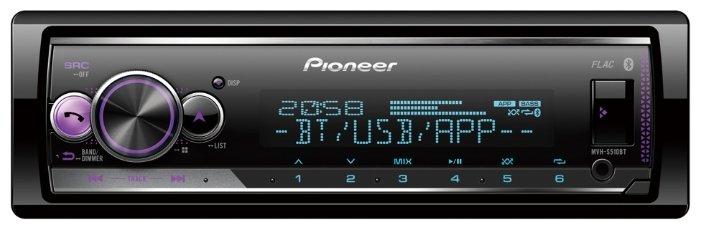Автомагнитола Pioneer MVH-S510BT