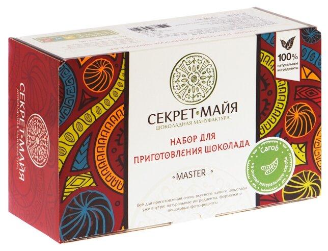 Набор для приготовления шоколада Секрет Майа Master Carob 720 г