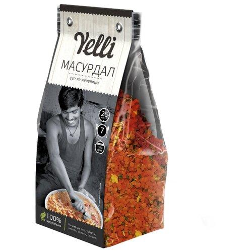 Yelli Масурдал суп из чечевицы 250 г суп yelli из фасоли азиатский 250 г