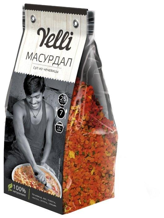 Yelli Масурдал суп из чечевицы 250 г