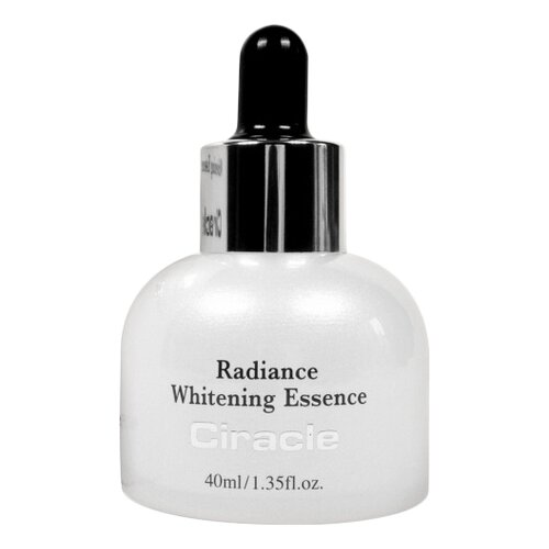 Ciracle Radiance Whitening Essence Эссенция для лица осветляющая, 40 мл осветляющая эссенция для лица против пигментации crystal whitening plus serum 50мл