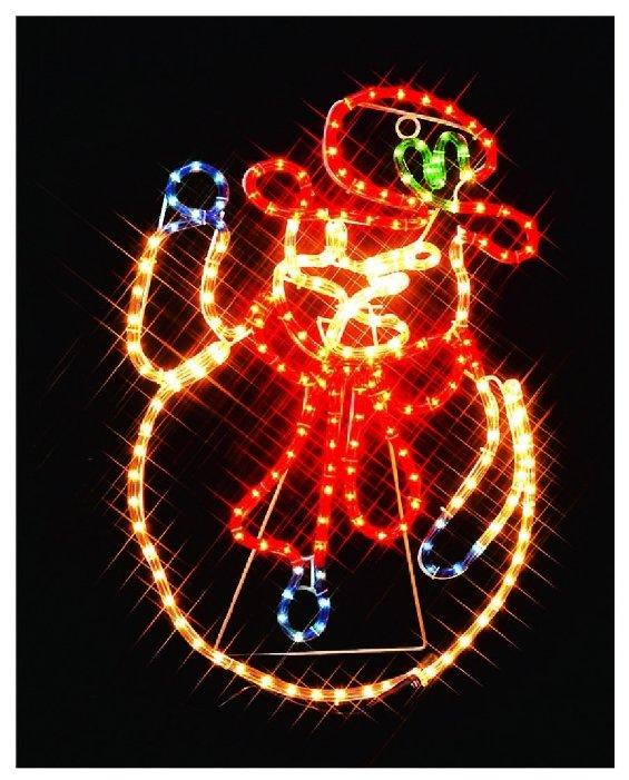 Фигура Sh Lights Снеговик I R P6SN