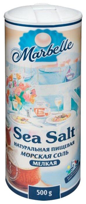 Marbelle Соль морская, мелкая, 500 г