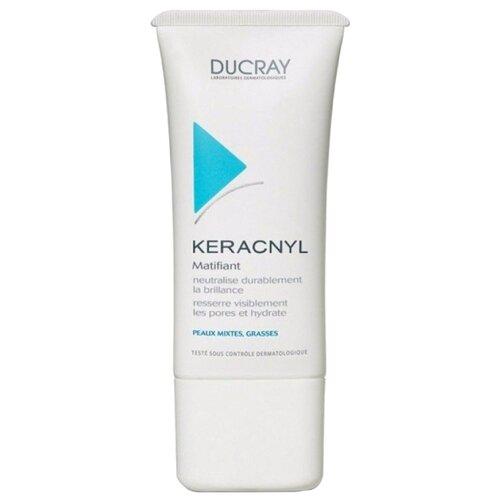 Ducray Keracnyl Матирующая эмульсия Matifiant, 30 мл ducray anacaps tri activ 3 x 30 capsules