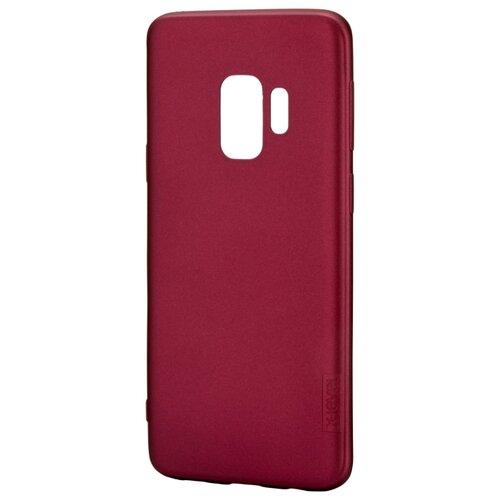 Чехол X-LEVEL Guardian для Samsung S9 бордовый
