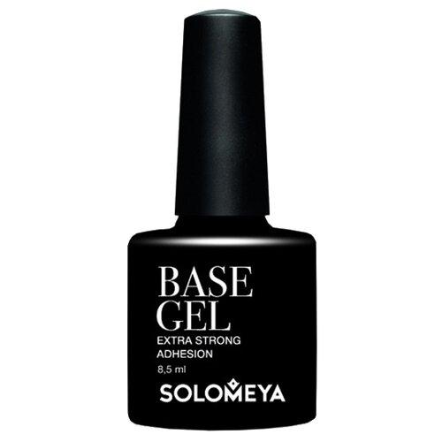 Купить Solomeya базовое покрытие Base Gel SBG 8.5 мл бесцветный