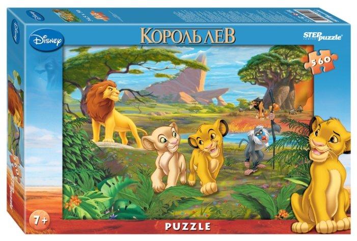 Пазл Step puzzle Disney Король Лев (97011), 560 дет.