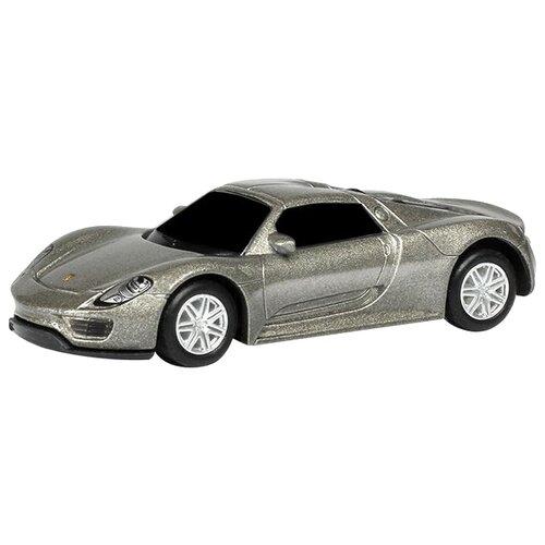 Купить Легковой автомобиль RMZ City Porsche 918 Spyder (344027S) 1:64 серебристый, Машинки и техника