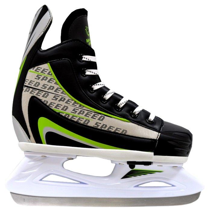Хоккейные коньки BlackAqua HS-206