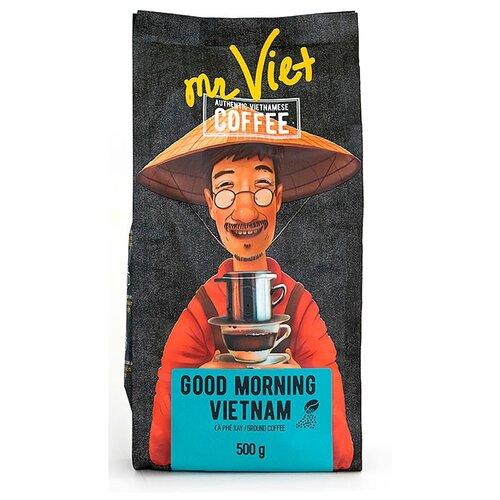 Кофе молотый Mr.Viet Good Morning Vietnam, 500 г good morning vietnam original motion picture sountrack