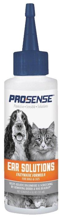 лосьон 8in1 гигиенический лосьон для ушей Pro-Sense, для собак и кошек 118 мл