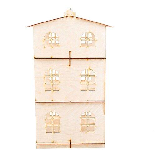 Купить DOMIK.TOYS кукольный домик Совёнок-Микки, Кукольные домики