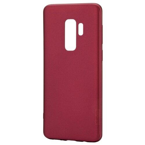 Чехол X-LEVEL Guardian для Samsung S9 Plus бордовый