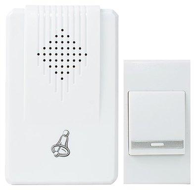 Звонок с кнопкой GARIN Lyra электронный беспроводной (количество мелодий: 36)