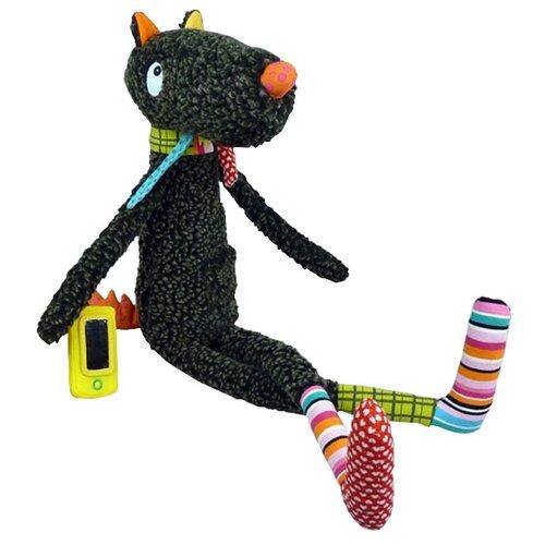 Мягкая игрушка Ebulobo Синьор Волк с телефоном 60 смМягкие игрушки<br>