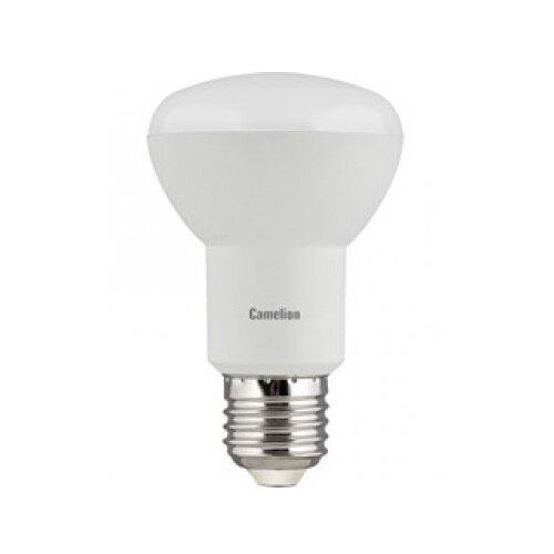 Лампа светодиодная Camelion 11660, E27, R63, 8.5Вт лампа светодиодная gauss 106002209 e27 r63 9вт