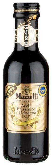 Уксус Mazzetti l'Originale бальзамический из Модены 4 листочка
