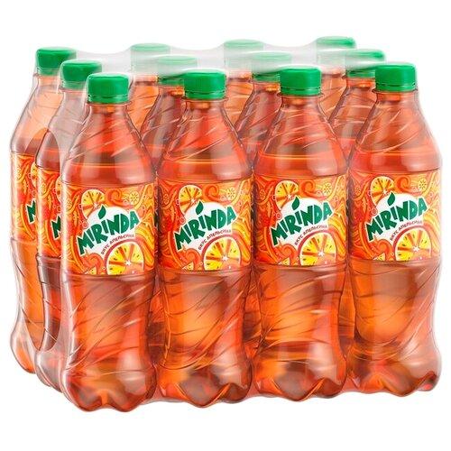 Газированный напиток Mirinda, 0.5 л, 12 шт.Лимонады и газированные напитки<br>