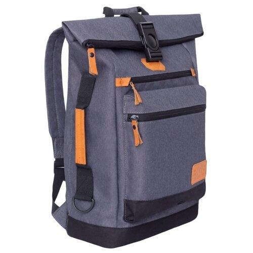 Рюкзак Grizzly RQ-912-1 10 серый