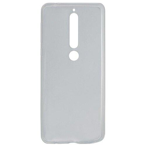 Чехол Volare Rosso для Nokia 6.1 (прозрачный силикон) бесцветный