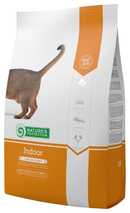 Nature's Protection Корм для кошек Nature s Protection Indoor