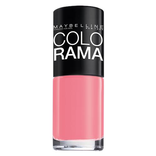 Лак Maybelline Colorama 7 мл. 315 клубничный сорбетЛак для ногтей<br>