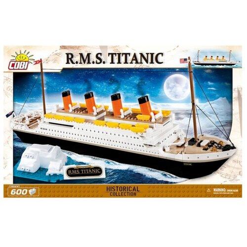 Купить Конструктор Cobi R.M.S. Titanic 1914A, Конструкторы