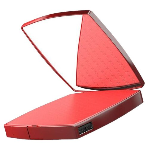 Аккумулятор HIPER Mirror 4000 red коробка аккумулятор hiper внешний аккумулятор hiper mirror 4000 red