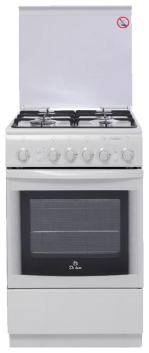 Газовая плита De Luxe 5040.41г